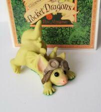 """System Crash"" Whimsical World Pocket Dragons Real Musgrave w Box"