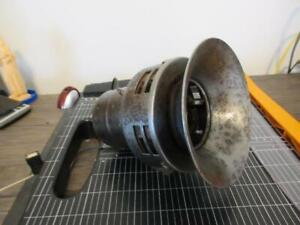 Vintage 12 Volt USA Emergency Fire Truck Siren - Works - Hot Rat Rod