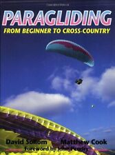 New listing  PARAGLIDING: FROM BEGINNER TO CROSS-COUNTRY By David Sollom & Matthew Cook Mint