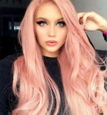 Fashion Synthetic Hair Lace Front Wig Fashion Long Wavy Full Wigs For Women