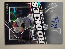 2017 Aaron Judge 1/1 National Convention AUTO Rookie True 1 of 1 Rc Autograph