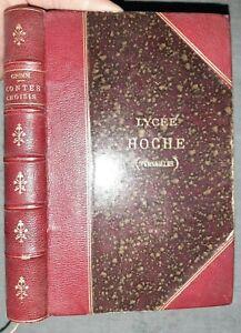 SA1 Relié Contes choisis des freres grimm Baudry illustrée bertali Hachette 1892
