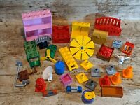 Genuine LEGO DUPLO Mixed Bundle Job Lot Bulk Parts and Pieces