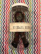 MEZCO LIVING DEAD DOLLS SPECIMEN JAR MICHAEL MYERS HALLOWEEN  FREE SHIP OOAK