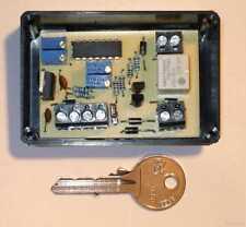 Adjustable Dual  Electronic Radiator Cooling Fan or Fan + Waterpump Controller