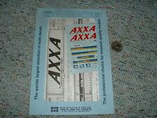 Microscale decals N 60-346 Agricultural Express Am. MSA Lamda Mopac 40' vans C80