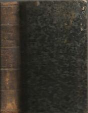 M. BOURDON : ELEMENS D'ALGEBRE_BACHELIER PARIS 1825_QUATRIEME EDITION_MATEMATICA