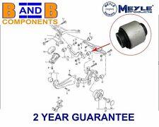 VW GOLF MK5 PASSAT JETTA TOURAN REAR CONTROL ARM GUIDE ROD OUTER BUSH MEYLE A169