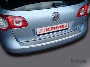 Kamei Ladekantenschutz ABS silber für VW Passat Variant B6 ab 08/2005