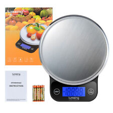 13lb/6kg LCD Digital Kitchen Scale Meat Fruit Diet Food Postal Healthy Cooking