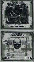 KAZJUROL - MULTI DEAD WORLD (GMRCD1902) SWEDISH EXTREME THRASH LEGENDS RETURN CD