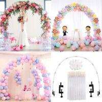 Balloons Arch Set Column Stand Base Frame Kit Wedding Birthday Party Decoration