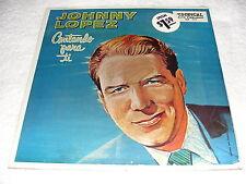 "Johnny Lopez ""Cantando Para Ti"" 1960's Latin LP, SEALED/ MINT!, Orig Tropical"