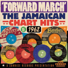 Various Artists : Forward March: The Jamaican Chart Hits of 1962 CD (2013)