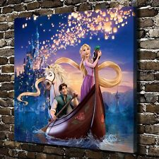 Disney's Tangled Rapunzel HD Canvas Print Paintings Home Decor Wall Art Pictures