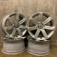 18 Genuine audi TT alloy wheels MK2 9j A6 VW 5 112