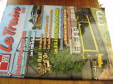 ^^ Revue Le Train n°328 X2200 Diesel Sncf 1980 A1A A1A 62000 Traxx E 186.336