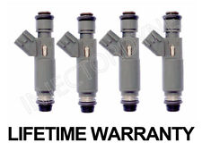 Jeep Wrangler TJ 97-02 2.5L 4 cylinder 4-hole upgrade fuel injectors [w/video]