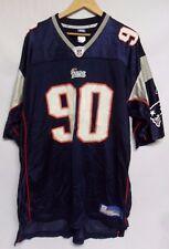 Reebok - Dan Klecko New England Patriots Replica Home Jersey - Size XXL