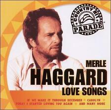 Country Hit Parade: Love Songs by Merle Haggard (CD, 2006, Direct Source)