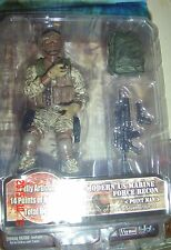 Elite FORCE Military ACTION Figure US Marine Force RECON Point MAN SGT Mahoney