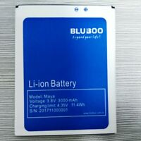 Bluboo Maya 3000mAh 3.8V Li-ion Battery For Bluboo Maya Cellphone Warranty