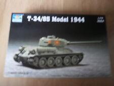 Trumpeter 07207 T-34/85 modello 1944 SCALA 1/72.