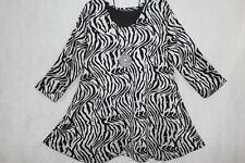 New Jersey 🖤 Tunika, Shirt, Kleid A-Linie, Gr.XXXL, 48/50