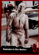 HAMMER HORROR - Series One - Card #48 - THE MUMMY'S SHROUD