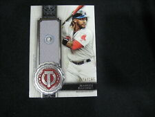 Hanley Ramirez Stamp Of Approval Relic Card-2017 Tribute #'D To 199