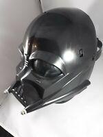 Darth Vader Helmet Star Wars Mask 2004 Hasbro Lucas Film Authentic Cosplay Lot 2