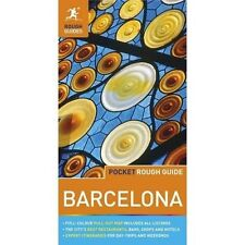Pocket Rough Guide Barcelona (Rough Guides), Very Good Condition Book, Rough Gui