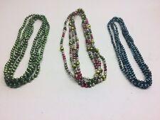 Vintage Mercury Christmas Beads