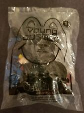 2011 McDonald's DC Young Justice Batman #2 Toy Figure Happy Meal Sealed in Bag