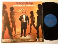 Charlie Drake - Hello My Darlings - The Funniest Songs - LP 60er UK - MFP 1310