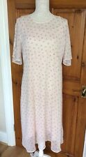 Dress By M&S Collection Size 18 Regular 2 Part Set Pale Pink