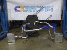 Side Mount Intercooler + Piping Kit For Mitsubishi 3000GT VR4 Dodge Stealth TD04