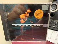 Freedom Williams Freedom CD 1993 Columbia 53137 HYPE STICKER SEALED