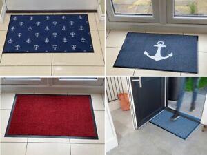 Non Slip Heavy Duty Barrie Door Entrance Runner Rugs Kitchen Bedroom Floor Mats