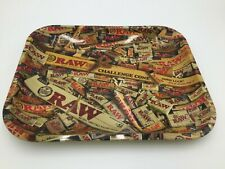 RAW Metal Mix Product Tray ( Large 11 x 14 )  Durable Cigarette Rolling