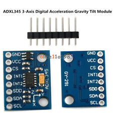 GY291 ADXL345 3-Axis Digital Acceleration of Gravity Tilt AVR ARM MCU Arduino