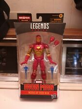 Marvel Legends Iron Man Modular Armor Action Figure