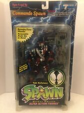 Mcfarlane Toys Spawn Commando Spawn Figure Series 2 NIP Todd McFarlane