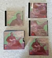 Jimmy Reed: Classic Recordings (3-CD Box Set, Import) 1994 - Chicago Blues -