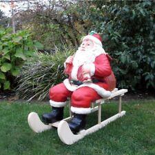 Weihnachtsdeko Schlitten Gunstig Kaufen Ebay
