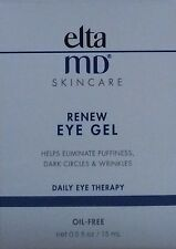 EltaMD  ELTA MD Renew Eye Gel Daily Eye Therapy - 0.5  Oz / 15 mL - New