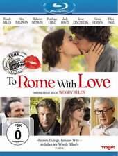 """""""TO ROME WITH LOVE"""" - Woody Allen Komödie - Greta Gerwig, Ellen Page - BLU RAY"""