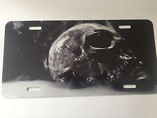 SKULL High Detailed Aluminum Novelty License Plate