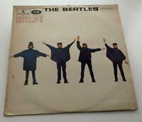 The Beatles Help Portuguese Version 8E07204257 Vinyl Album Record LP Re-release