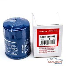 GENUINE OIL FILTER FOR HONDA ACCORD CIVIC JAZZ CR-V HR-V 15400RTA003 Ref: Z547